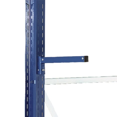 Bras supplémentaire pour rayonnage Cantilever META