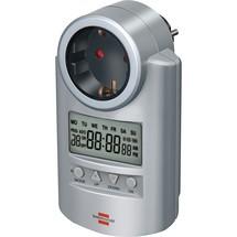brennenstuhl® Primera-Line Digitale Wochenzeitschaltuhr DT