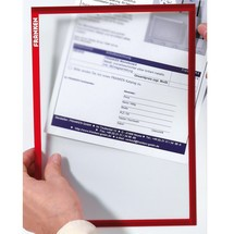 Brochurehouder voor documenten