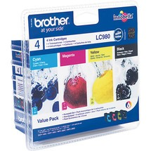 brother® Tintenpatronen und Multipacks