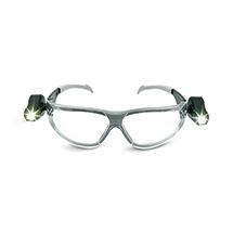Bügelbrille 3M Light Vision mit klaren Gläsern