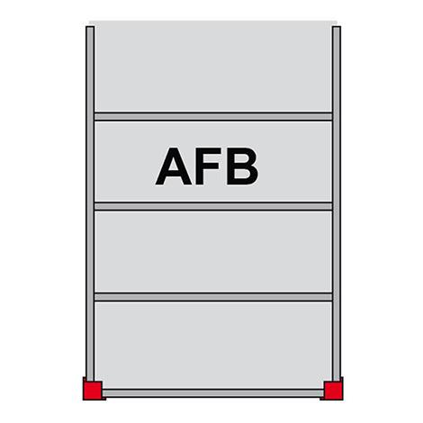 Bühnen-Modulsystem Anbaufeld B, 500kg/m², LxB 4000x5000mm