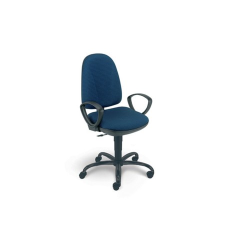 Bürodrehstuhl Komfort, Muldensitz