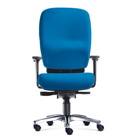 Bürodrehstuhl PROFI M. Ideal bis zu einer Körpergröße von 1800 mm