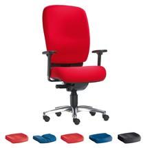 Bürodrehstuhl PROFI mit Frauen-Sitz