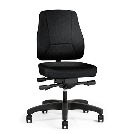Bürodrehstuhl Prosedia Pro. Mit Komfortpolstersitz. Rückenlehne 510 - 580 mm