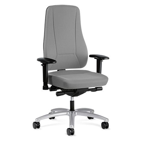 Bürodrehstuhl Prosedia Pro. Mit Komfortpolstersitz. Rückenlehne 640 - 720 mm