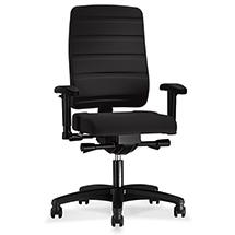 Bürodrehstuhl Prosedia Yourope mit Formschaumpolster.Rückenlehnenhöhe 600-680 mm