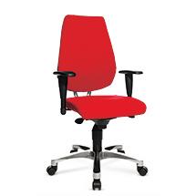 Bürodrehstuhl Topstar® Ortho 30. Mit Polsterrücken
