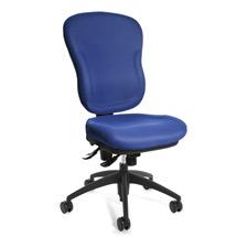 Bürodrehstuhl Topstar® Wellpoint 30 SY. Mit Formschaum-Polsterung