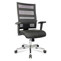 Bürodrehstuhl Topstar® X-Pander. Mit atmungsaktivem Netzrücken