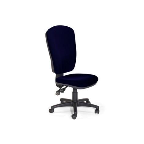 Bürodrehstuhl XXL, Gesamthöhe 1.050-1.180 mm