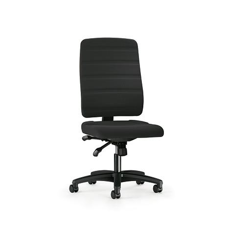 Bürodrehstuhl Yourope plus-8  4452, hohe Rückenlehne, 6 Sitzfarben zur Auswahl