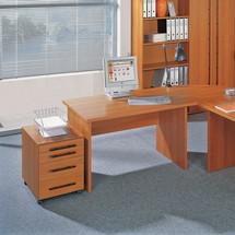 Büroregal Starter, 3 Ordnerhöhen