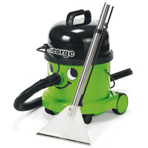 Bürosauger, Nass- und Trockensauger NUMATIC ® George GDE371-2, 1200 Watt
