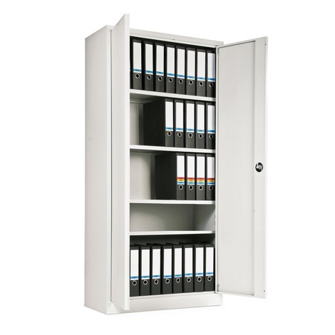 Büroschrank Simplify, 5 Ordnerhöhen