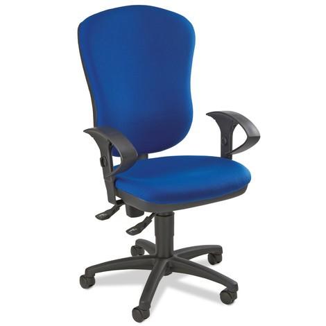Extra Brede Bureaustoel.Bureaustoel Point 80 Jungheinrich Profishop