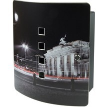 BURG-WÄCHTER Motiv Schlüsselbox 6204/10 Ni