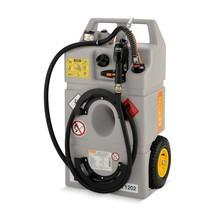 Caddie ravitailleur diesel sans fil CEMO