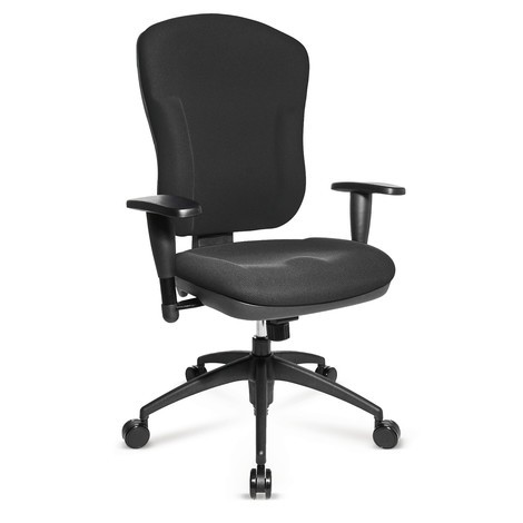 Cadeira de escritório giratória Topstar® Wellpoint 30 SY