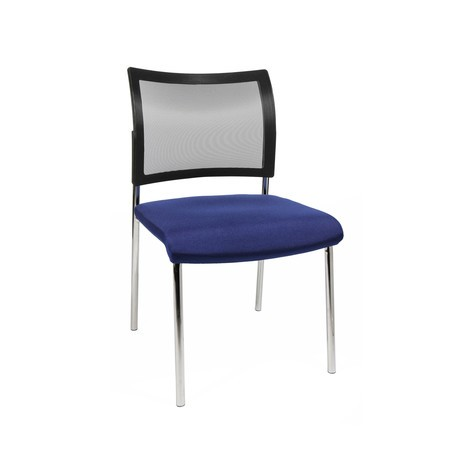 Cadeira de visitante Topstar® Classic com encosto do assento em rede
