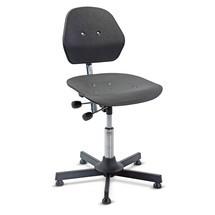 Cadeira giratória de trabalho sólida