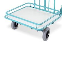 Cadre de chargement amovible pour trottinette industrielle Ameise®