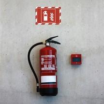 Cadre magnétique DURAFRAME® Security, autocollant