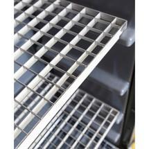 Caillebotis grille pour armoire de sécurité