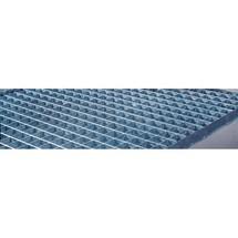 Caillebotis pour bacs collecteurs CEMO en plastique renforcé de fibres de verre