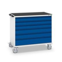 caixa de gaveta móvel armário bott verso