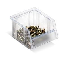 Caixas de armazenamento, transparentes