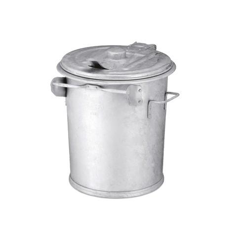 Caixote de lixo em chapa de aço