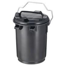 Caixote de lixo em conformidade com a norma DIN 6628/6629