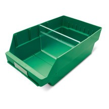 Cajas de almacenaje con abertura frontal XXL