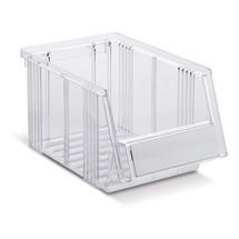 Cajas de almacenaje transparentes