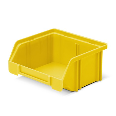Cajas de almacenamiento con frente abierto de poliestireno