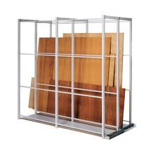 Campata base scaffalatura per pannelli