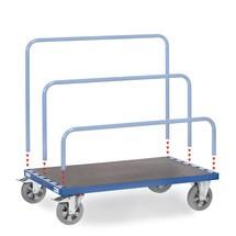 carrello a piastre fetra®, senza supporto