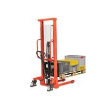 Carrello elevatore idraulico BASIC con montante semplice