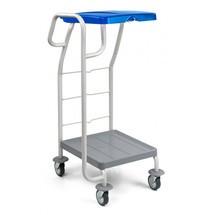 carrello per lavanderia, rivestimento Rilsan®