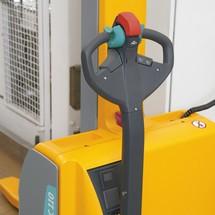 Carretilla eléc. JH ® EMC 110 mást senc,CC1000kg