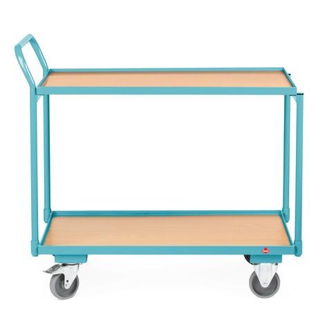 Carro com mesa Ameise®, arco vertical