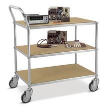 carro|plataforma de mesa ESD, 1 soporte
