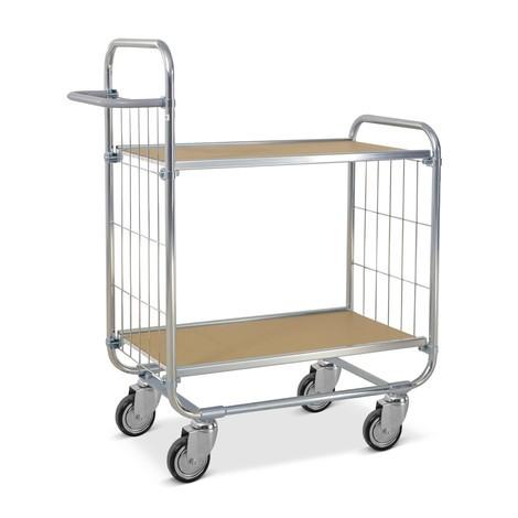 carro|plataforma de piso ESD, flexible