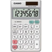 CASIO® Öko-Taschenrechner SL-305ECO