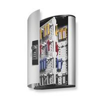 Cassetta con chiave DURABLE, con serratura a combinazione numerica