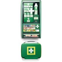 CEDERROTH Erste Hilfe Station First Aid Station Set