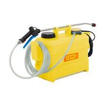 CEMO Behälter-Sprühgerät für Desinfektionslösungen