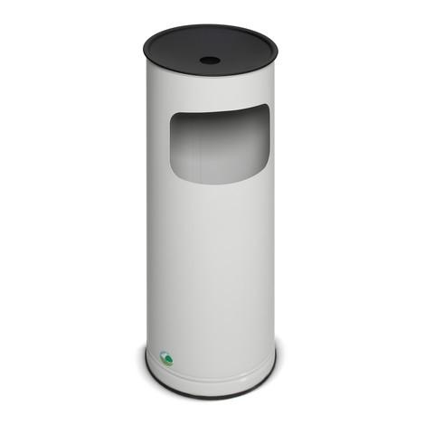 Cendrier colonne VAR® Basic, modèle combiné